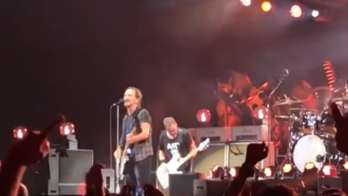 Photo of [Instantáneas] Pearl Jam (Barcelona, 10/07/18)