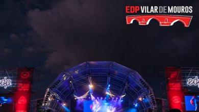 Photo of Cartel completo del Festival EDP Vilar de Mouros