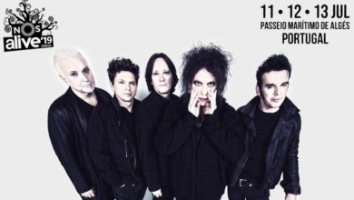 Photo of The Cure, primera confirmación del Nos Alive 2019