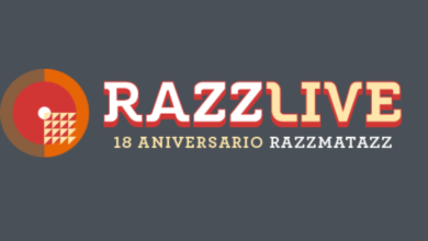 Photo of Cartel completo del 18º aniversario de Razzmatazz