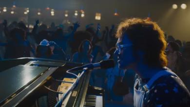 Photo of Primeras imágenes de Rocketman, biopic de Elton John