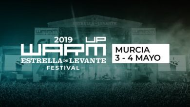 Photo of WARM UP Estrella de Levante 2019 suma nombres a su cartel