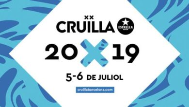 Photo of Primeros nombres del Cruïlla 2019