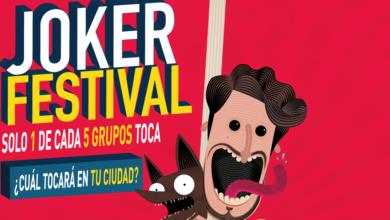 Photo of Joker Festival, el festival en el que uno solo de los cinco grupos toca