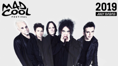 Photo of The Cure, confirmados para el Mad Cool 2019