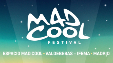 Photo of Cartel del Mad Cool 2019