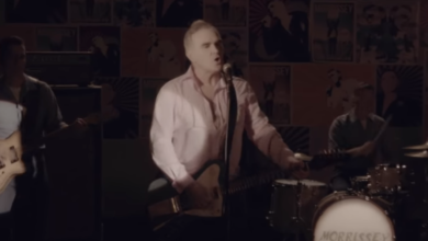 Photo of Morrissey – Back on the Chain Gang