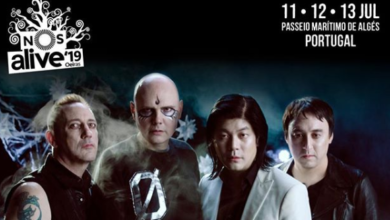 Photo of The Smashing Pumpkins, nueva confirmación del NOS Alive