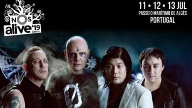 Photo of The Smashing Pumpkins, nueva confirmación del NOS Alive