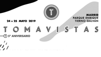 Photo of Primeros nombres del Tomavistas 2019