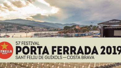 Photo of Primeros nombres de la 57ª edición del Festival de la Porta Ferrada