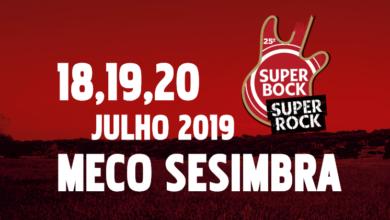 Photo of Primeros nombres de la edición 25º aniversario del Super Bock Super Rock
