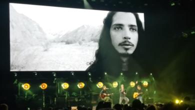 Photo of Así fue el concierto tributo a Chris Cornell