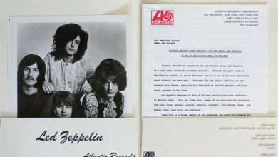 Photo of Los 50 años del debut de Led Zeppelin