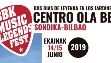 Photo of Nuevas incorporaciones al BBK Music Legends Festival 2019