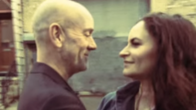Photo of Rain Phoenix – Time Is The Killer (Feat. Michael Stipe)