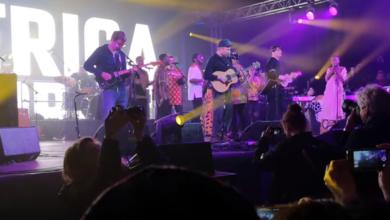 Photo of La primera actuación en vivo de Blur en cuatro años