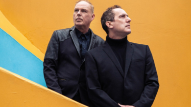 Photo of La gira del 40 aniversario de Orchestral Manoeuvres In The Dark (OMD) llegará a Madrid y Barcelona
