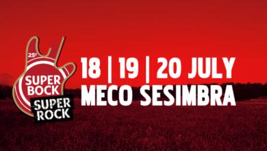 Photo of Más confirmaciones del Super Bock Super Rock 2019