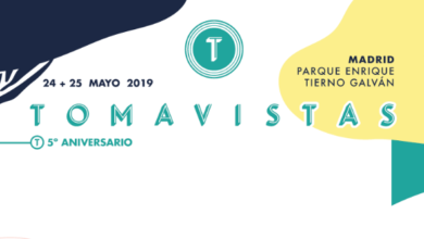 Photo of Tomavistas 2019 cierra su cartel y anuncia distribución por días