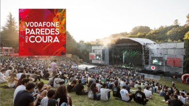 Photo of Cartel completo del Vodafone Paredes de Coura 2019
