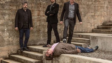 Photo of The Mountain Goats en noviembre