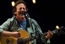 Photo of Eddie Vedder arranca su gira europea
