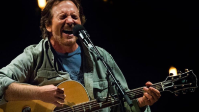 Photo of Eddie Vedder arranca su gira europea