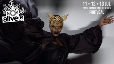 Photo of Grace Jones se suma al Nos Alive 2019