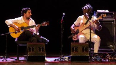 Photo of [Crónica] Richard Bona y Antonio Rey (Teatro Cervantes, Málaga, 01/07/2019)