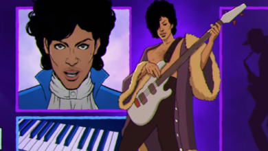 Photo of Prince – Holly Rock