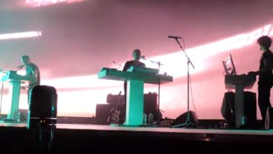 Photo of Thom Yorke arranca su gira europea