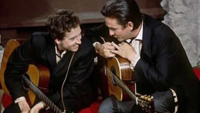 Photo of El disco de duetos de Bob Dylan y Johnny Cash verá la luz finalmente