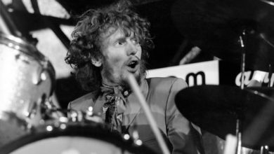 Photo of Fallece Ginger Baker