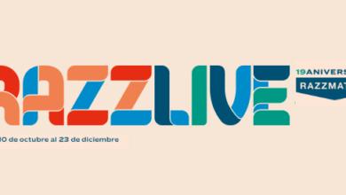 Photo of Cartel completo del 19º aniversario del Razzmatazz