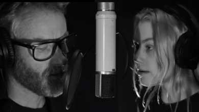 Photo of Matt Berninger – Walking On A String (Feat. Phoebe Bridgers)