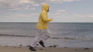 Photo of Richard Dawson – Jogging