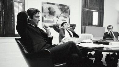 Photo of Fallece Robert Evans