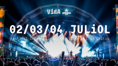 Photo of Cartel completo del Vida Festival 2020