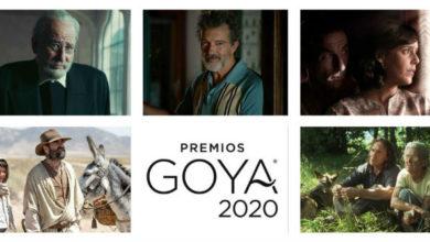 Photo of Nominaciones a los premios Goya