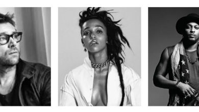 Photo of Damon Albarn, Erykah Badu, D'Angelo contribuyen al proyecto Slingbaum