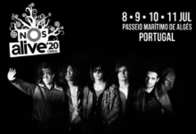 Photo of The Strokes al Nos Alive 2020