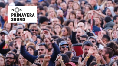 Photo of Cartel del Nos Primavera Sound 2020