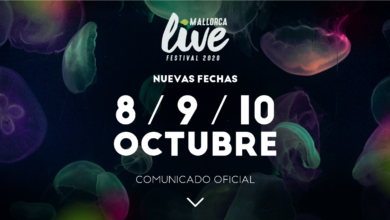 Photo of Mallorca Live Festival 2020 se celebrará en octubre