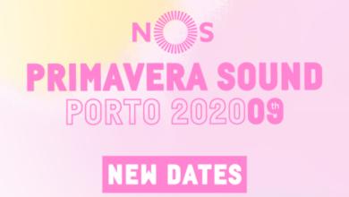 Photo of NOS Primavera Sound Porto 2020 tendrá lugar en septiembre