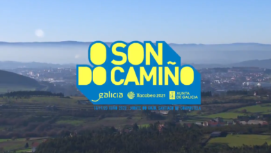 Photo of Cartel completo de O Son do Camiño 2020