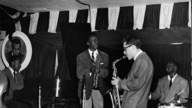 Photo of Fallece Lee Konitz