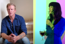 Photo of Sharon Van Etten & Josh Homme – (What's So Funny 'Bout) Peace, Love and Understanding?