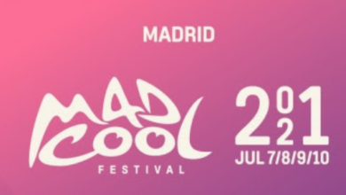 Photo of Avance del cartel del Mad Cool 2021