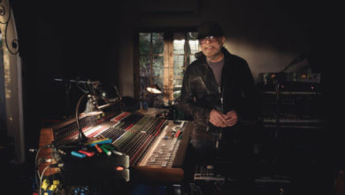 Photo of Daniel Lanois publica su primer álbum en cinco años